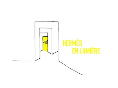 Hermès Debuted Their Home Collection, Hermès en lumière to Elyx and the World at Milan Design Week 2014