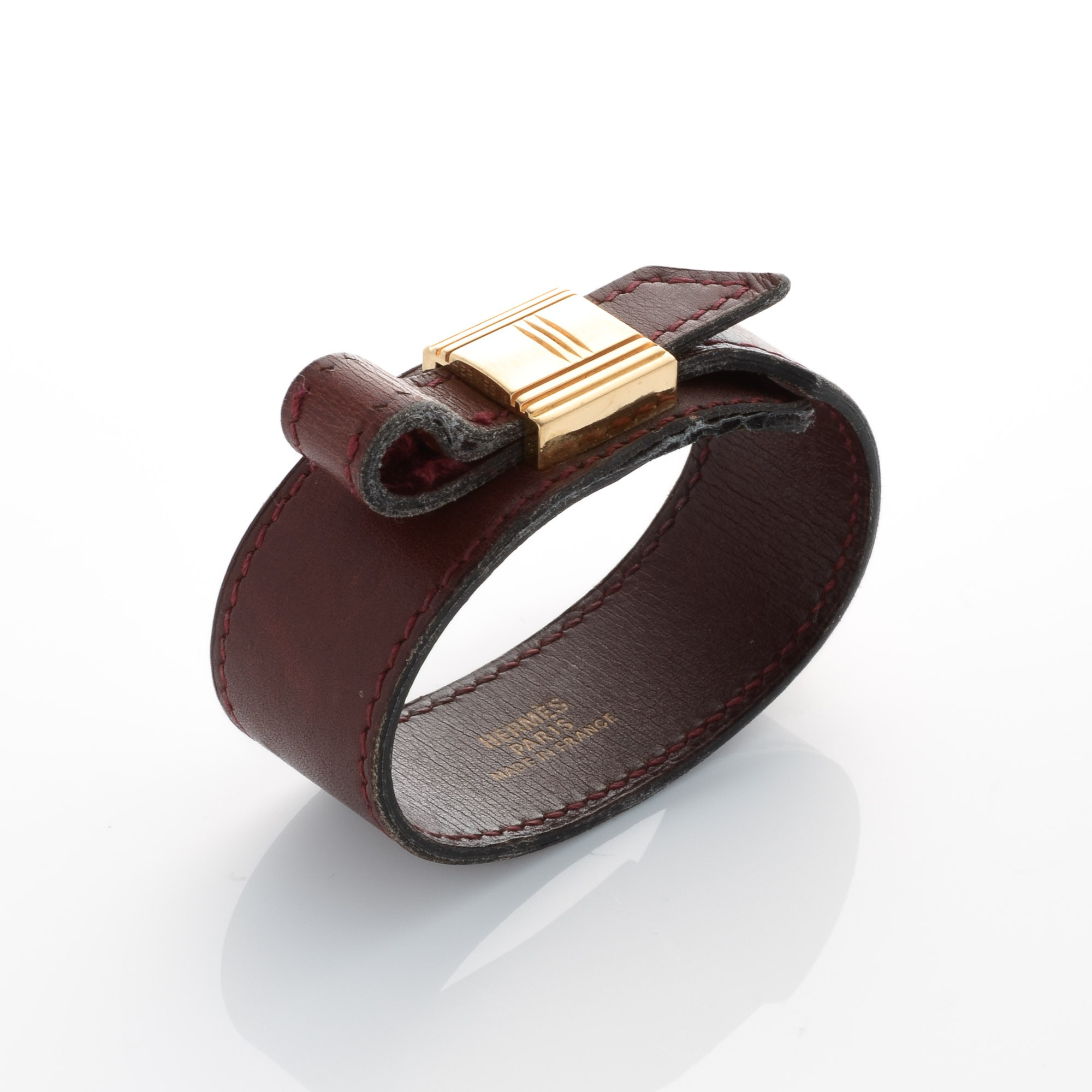 hermes leather bracelets