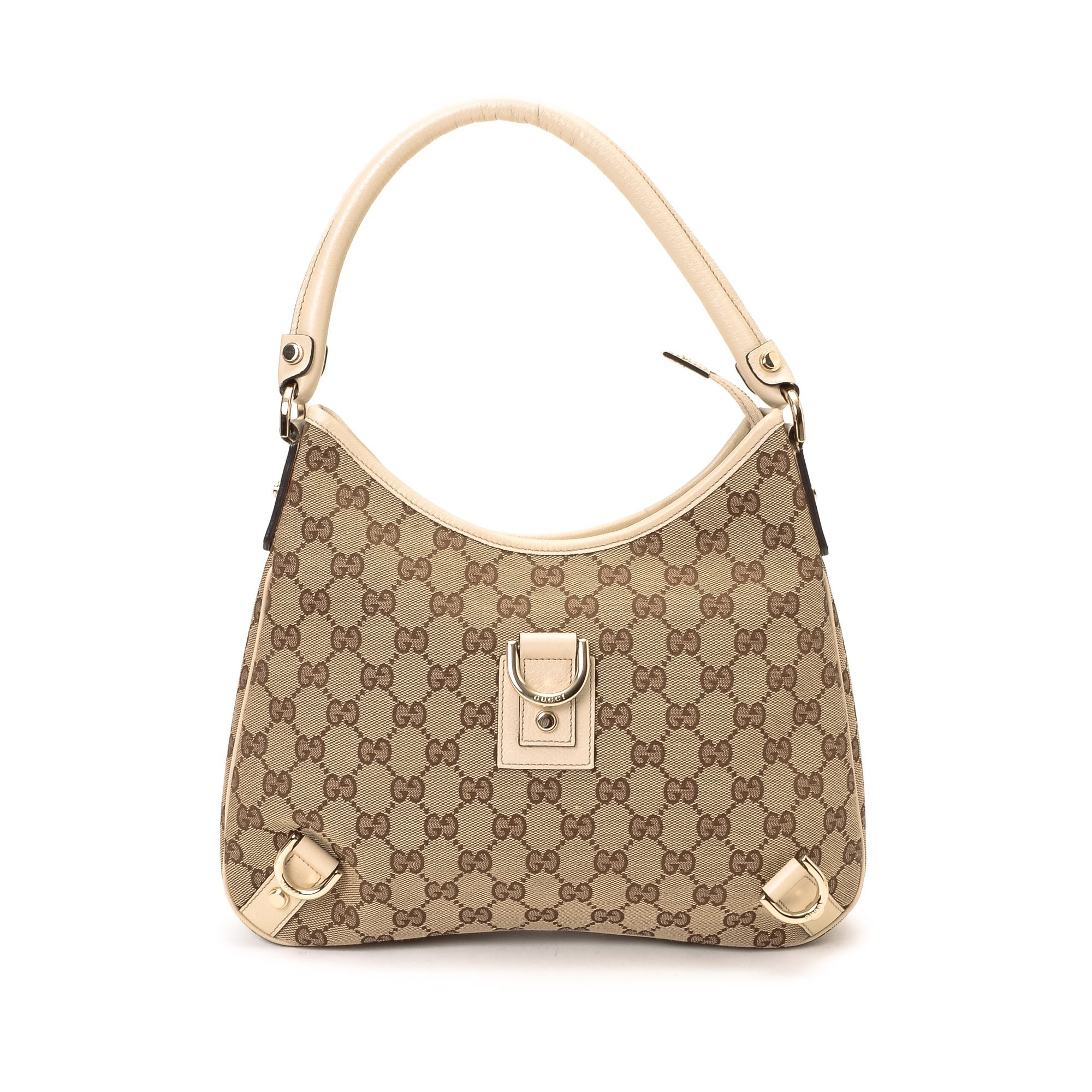 Gucci Beige Shoulder Bag 81