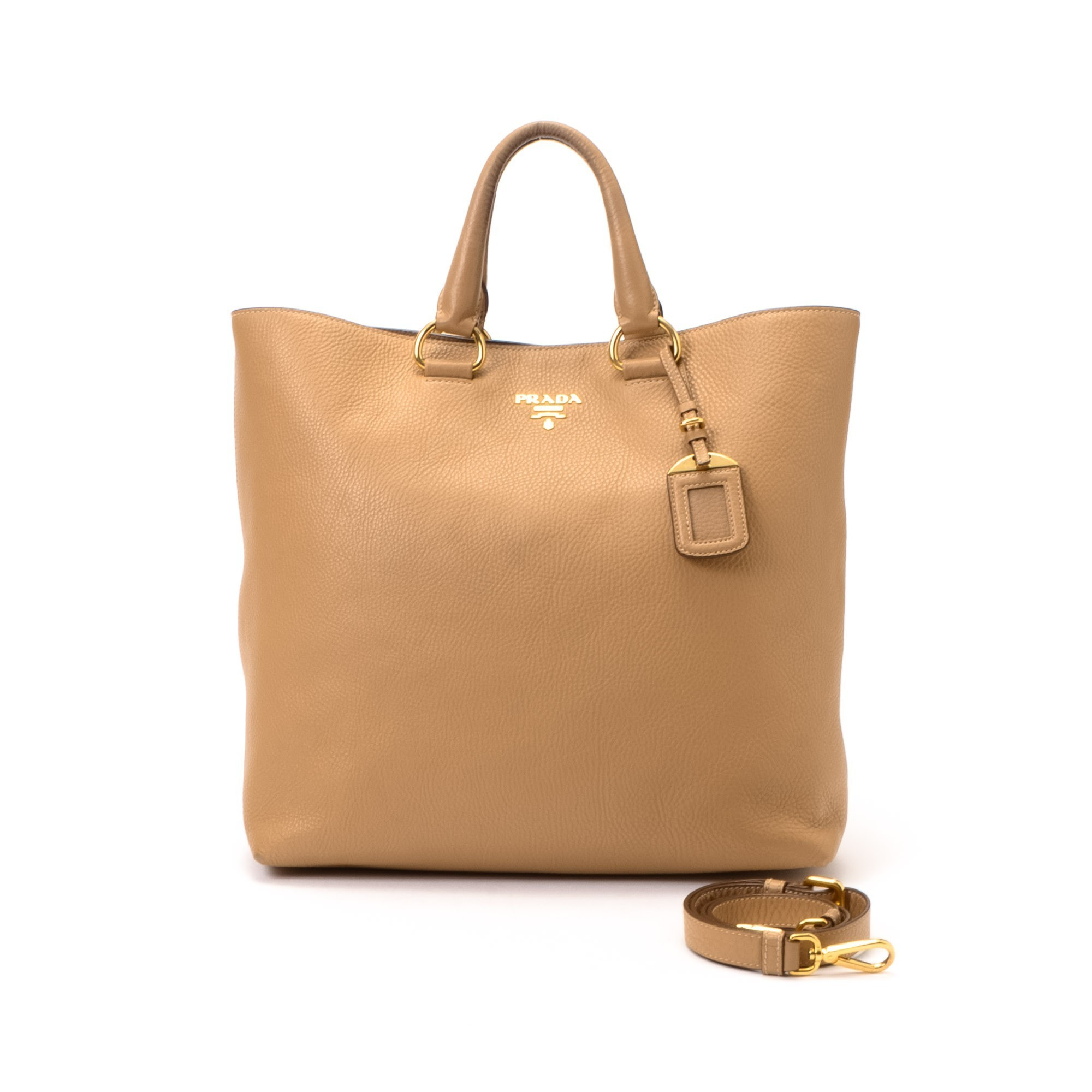 Prada Bag Beige Prada Two Way Bag Beige