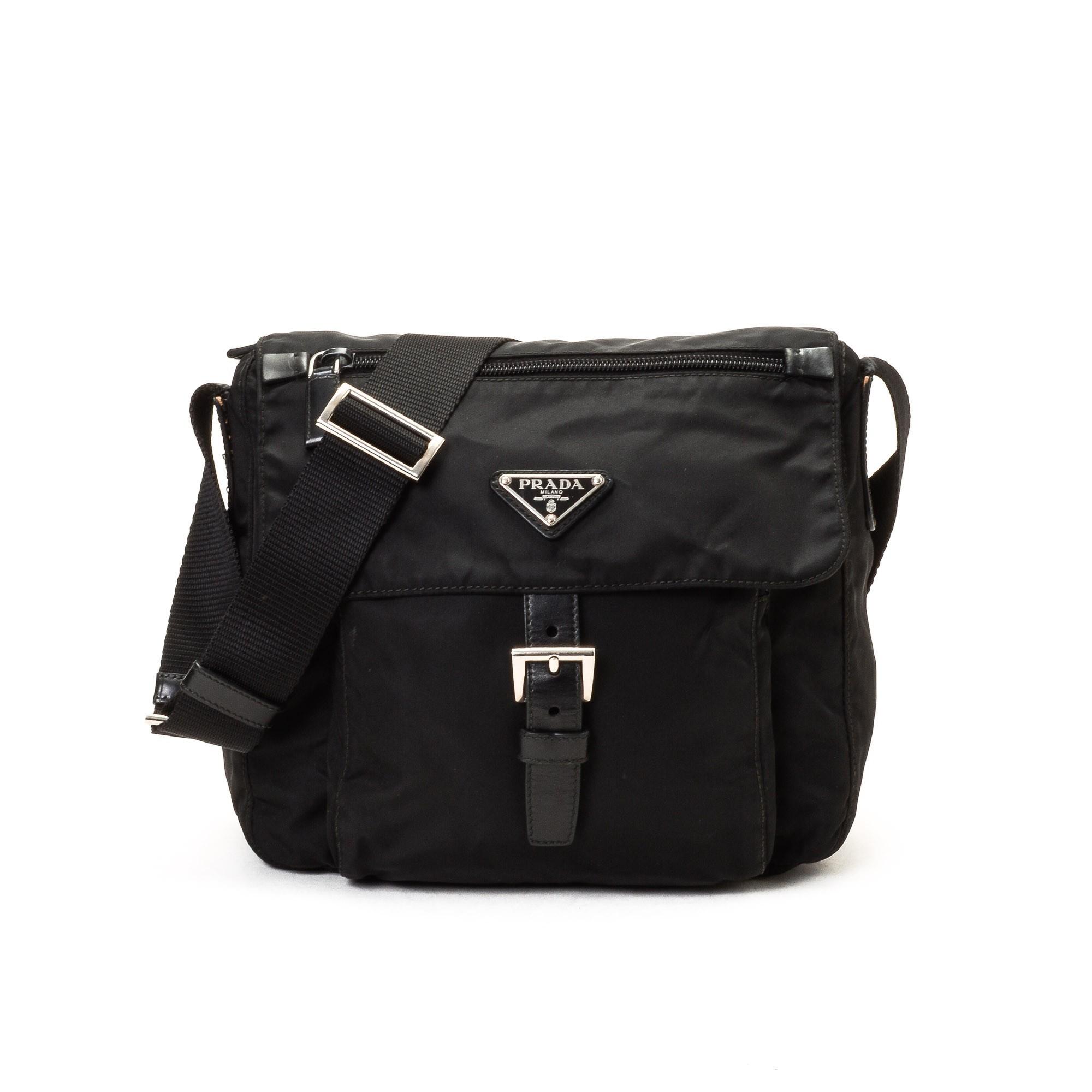 Nylon Body Bag 36
