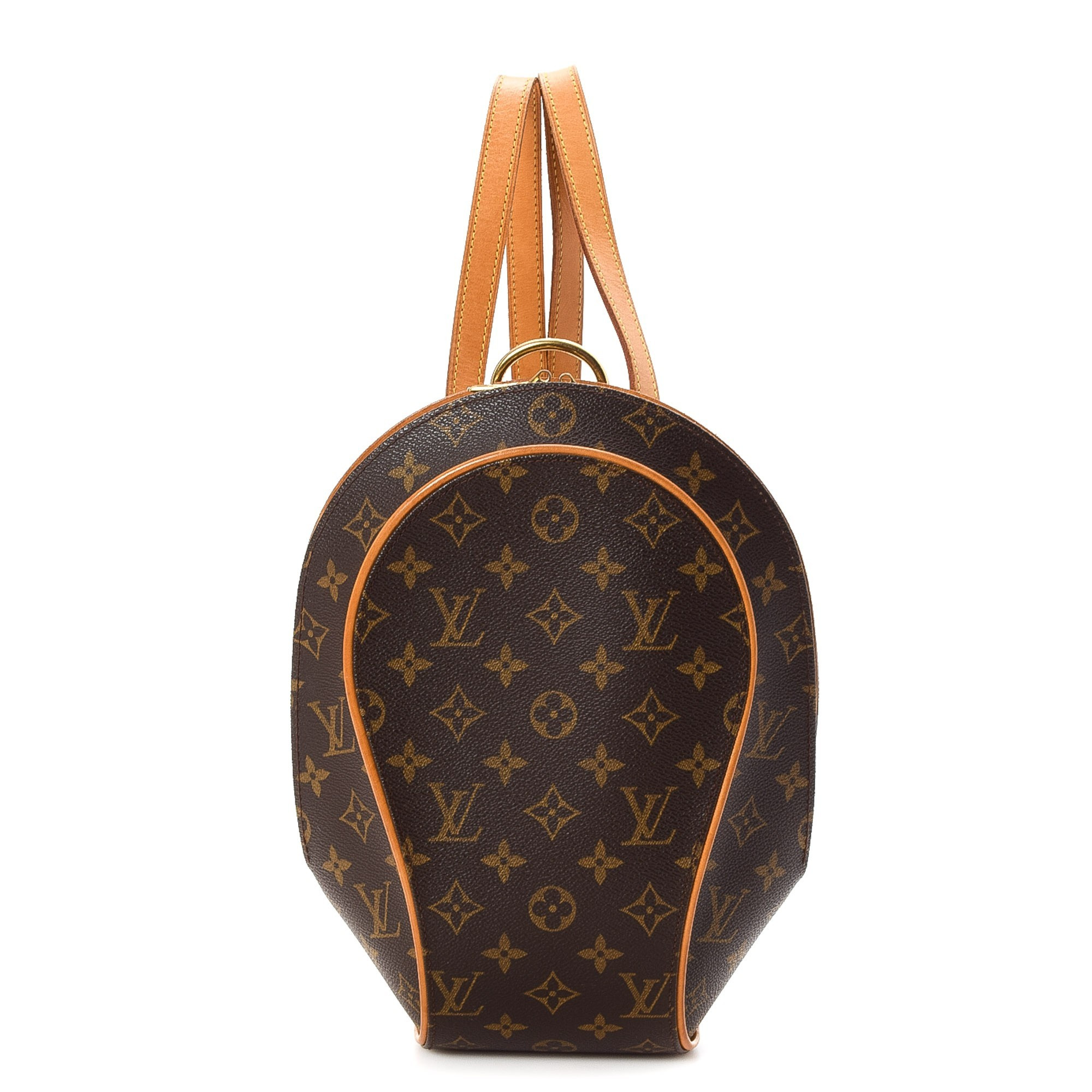 Sac A Dos Louis Vuitton Michael : Buy brown coated canvas louis vuitton backpack at lxr co