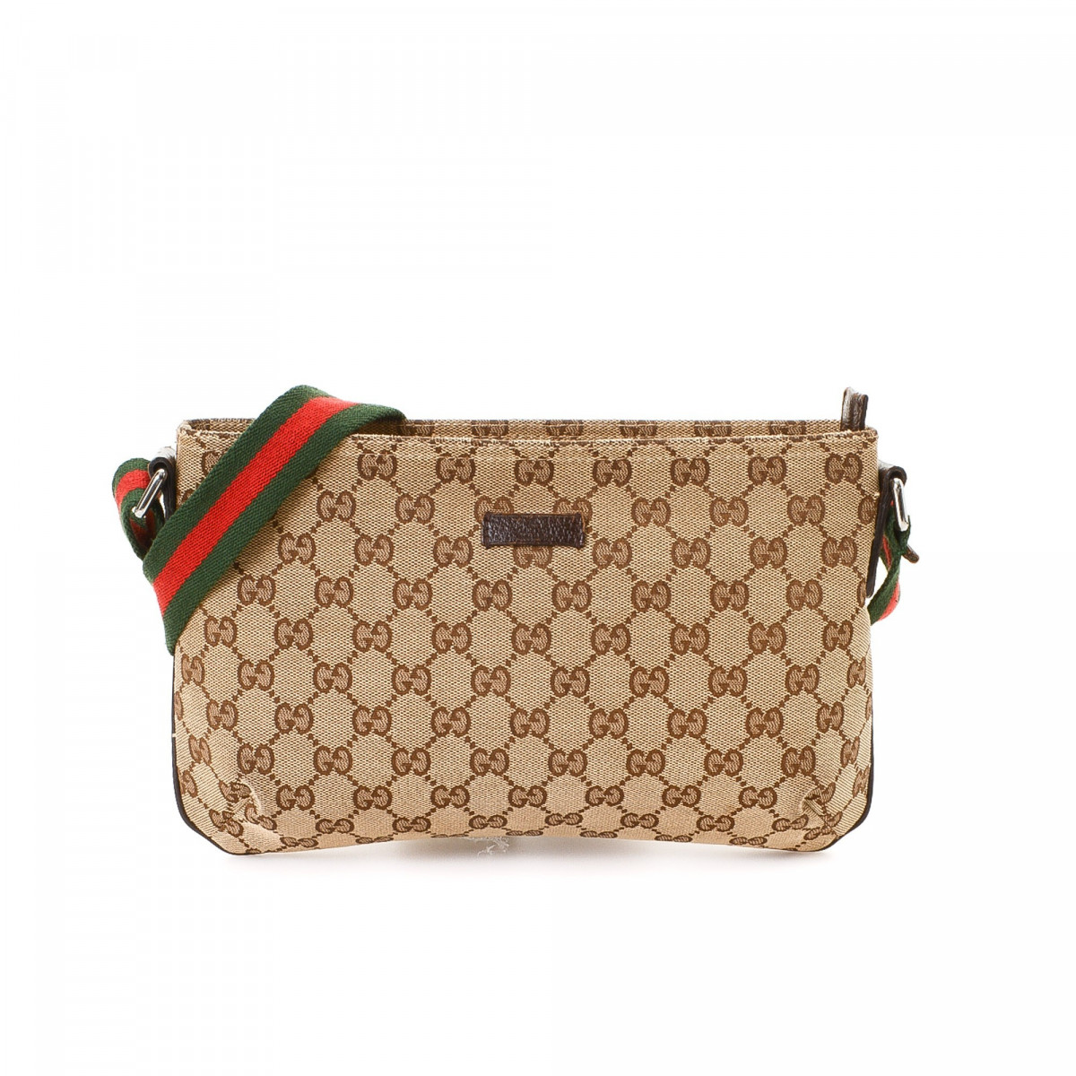 Vintage Gucci Crossbody Bag 69