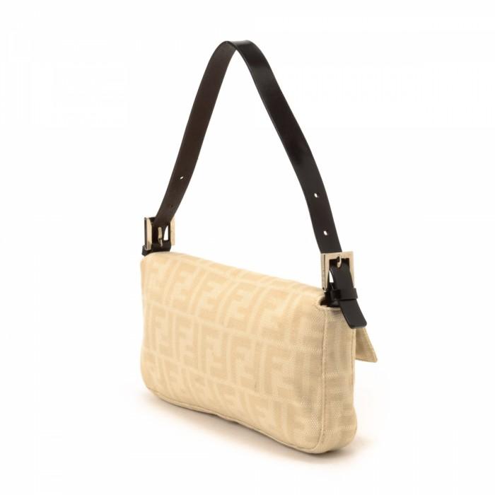 fd983543a1c18e Vintage Fendi Bags Toronto. Fendi Baguette Zucca Canvas - LXRandCo - Pre-Owned  Luxury Vintage