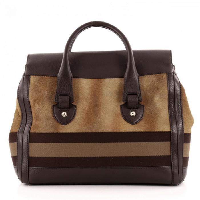 faf62718b3dec1 Gucci Mini Boston Bag Guccissima Canvas Lxrandco Pre Owned Luxury Vine. 37  Off Gucci Handbags Boston Bag From Isadore S Closet On