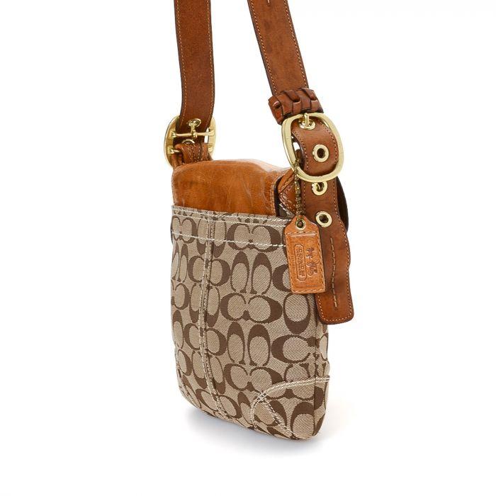 93921d7905 ... LXRandCo guarantees this is an authentic vintage Coach Crossbody Bag  messenger crossbody bag.