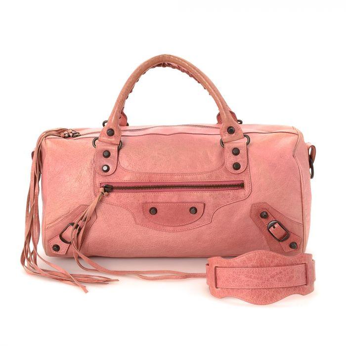 Balenciaga Twiggy Leather - LXRandCo - Pre-Owned Luxury Vintage