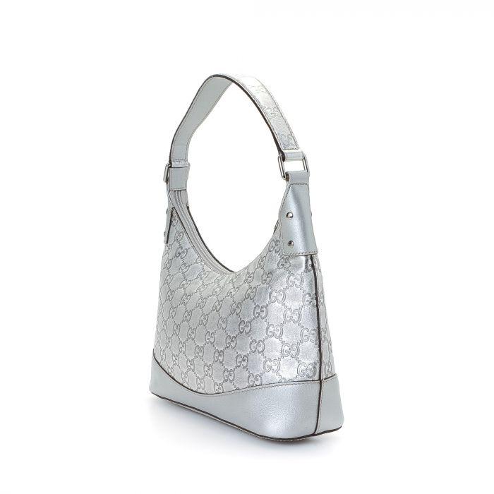 Gucci Guccissima Shoulder Bag Guccissima Leather - LXRandCo - Pre ...