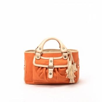 celine totes bags - celine cotton handbag boogie, luggage handbag
