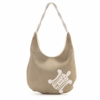 C¨¦LINE Bittersweet Tote White Leather Tote - LXR\u0026amp;CO Vintage Luxury