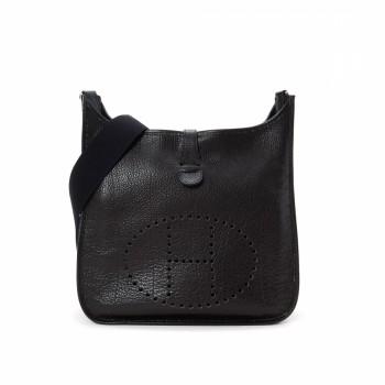 pink hermes kelly bag - Herm��s Evelyne GM Taurillon Clemence Cognac Calf Shoulder Bag ...