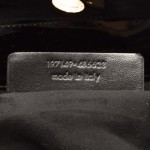 Yves Saint Laurent Muse Two Handbag Grey Cotton Handbag - LXR\u0026amp;CO ...
