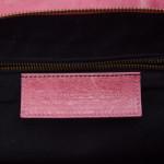 Balenciaga Day Pink Lambskin Shoulder Bag LXRCO 8