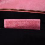 Balenciaga Day Pink Lambskin Shoulder Bag LXRCO 9