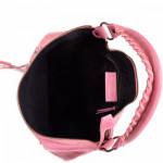 Balenciaga Day Pink Lambskin Shoulder Bag LXRCO 3