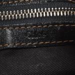 Chloé Eclipse Hobo Black Leather Shoulder Bag LXRCO 8