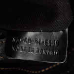 Chloé Eclipse Hobo Black Leather Shoulder Bag LXRCO 9