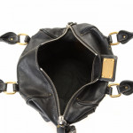 Chloé Paddington Bag Black Leather Shoulder Bag LXRCO 3