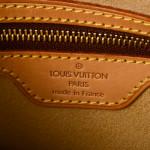 Louis Vuitton Looping MM Monogram Brown Coated Canvas Shoulder Bag LXRCO 8