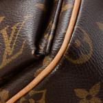Louis Vuitton Viva-cite MM Monogram Brown Coated Canvas Shoulder Bag LXRCO 10