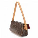 Louis Vuitton Viva-cite MM Monogram Brown Coated Canvas Shoulder Bag LXRCO 6