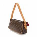 Louis Vuitton Viva-cite MM Monogram Brown Coated Canvas Shoulder Bag LXRCO 6