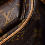 Louis Vuitton Viva-cite MM Monogram Brown Coated Canvas Shoulder Bag LXRCO 10