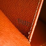 Louis Vuitton Cite MM Monogram Brown Coated Canvas Shoulder Bag LXRCO 9