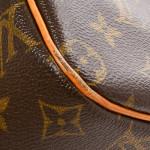 Louis Vuitton Cite MM Monogram Brown Coated Canvas Shoulder Bag LXRCO 10