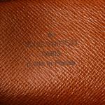 Louis Vuitton Cite MM Monogram Brown Coated Canvas Shoulder Bag LXRCO 8