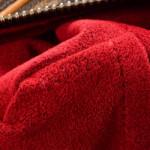 Louis Vuitton Croissant MM Monogram Brown Coated Canvas Shoulder Bag LXRCO 9