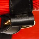 Louis Vuitton Petit Noe Epi Red Leather Shoulder Bag LXRCO 9