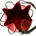 Louis Vuitton Petit Noe Epi Red Leather Shoulder Bag LXRCO 3