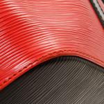 Louis Vuitton Petit Noe Epi Red Leather Shoulder Bag LXRCO 10