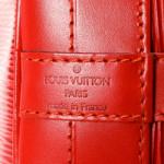 Louis Vuitton Noe Epi Red Leather Shoulder Bag LXRCO 8