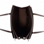 Louis Vuitton Croisette Epi Brown Leather Shoulder Bag LXRCO 3